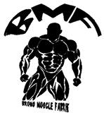 Logo Bruno Muscle Fabrik